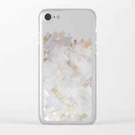 The Shell Secret Clear iPhone Case