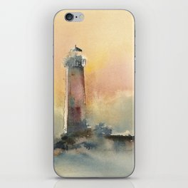 Manistique Light iPhone Skin