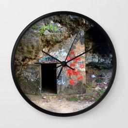 Hello Puerto Rico! Wall Clock