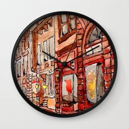 Busbee Arizona Wall Clock