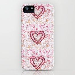 Intertwining LOVE... iPhone Case