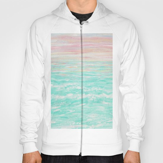 """Tropical Sunset"" Hoody"