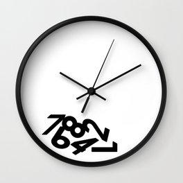 TICK TOCK Wall Clock