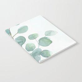 Eucalyptus Silver Dollar Notebook
