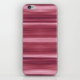 Abstraction Serenity in Rose iPhone Skin