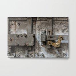 Safe Metal Print
