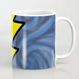 Lightning Swirl Coffee Mug