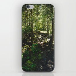 Oregon Forest iPhone Skin