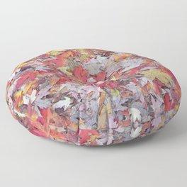 sugar maple sprinkles Floor Pillow