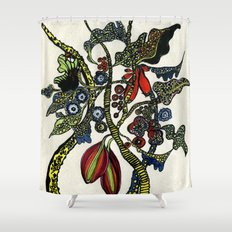 Jolie Ville Shower Curtain