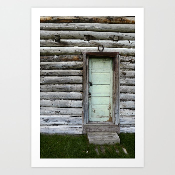 Architectural Contradiction Art Print
