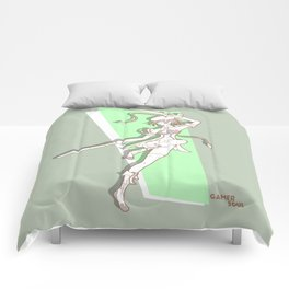 Gamer Soul Fighter Line - Noel Comforters