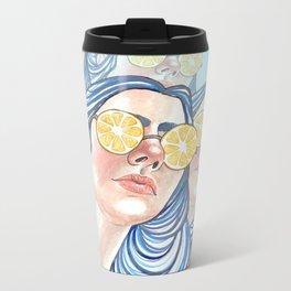 Sour Metal Travel Mug