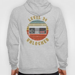 24th Birthday Gift for Him or Her Hoody