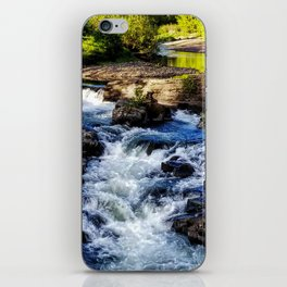 Waterfall1 iPhone Skin