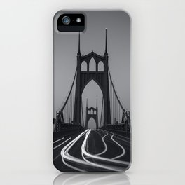 St. Johns Monotone iPhone Case