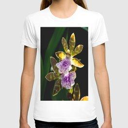 Zygo Blue Blazer Orchid T-shirt
