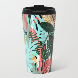 Sunset in the jungle Travel Mug