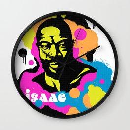 Soul Activism :: Isaac Hayes Wall Clock