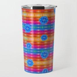 Kayla's Pattern Travel Mug