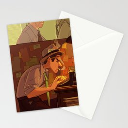 Foot in the Door Stationery Cards
