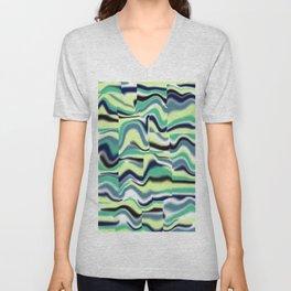 Abstract pattern 155 Unisex V-Neck