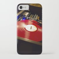 vinyl iPhone & iPod Cases featuring Vinyl by carcar2110