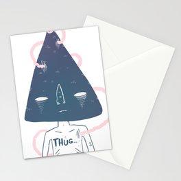 thug... Stationery Cards
