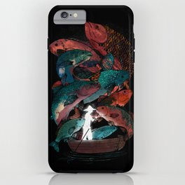 The Fishing Trip iPhone Case