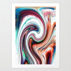 Twisted Soul Art Print