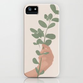 Tree Branch iPhone Case