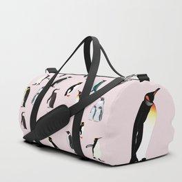 Penguin Pattern9 Duffle Bag