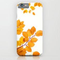 Yellow iPhone 6s Slim Case