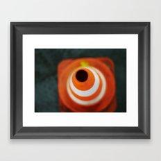 :: pylon :: Framed Art Print