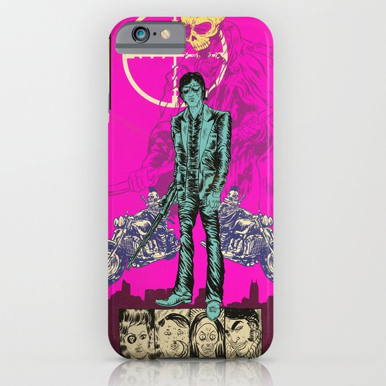 THE MAN FROM OSAKA iPhone & iPod Case