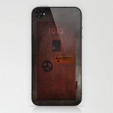 X-Files Krycek missile silo iPhone & iPod Skin