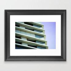 Arch-tech Framed Art Print