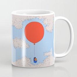 Fear of flying (3) Coffee Mug