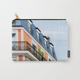 Apartments Carry-All Pouch