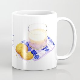 Milk & Cookies Coffee Mug