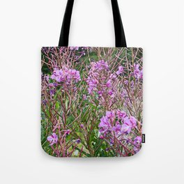 FIREWEED GOING TO LATE SUMMER SEED Tote Bag