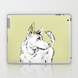 Howl Along Laptop & iPad Skin