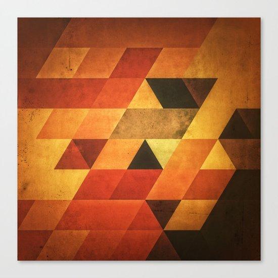 Dyyp Ymbyr Canvas Print