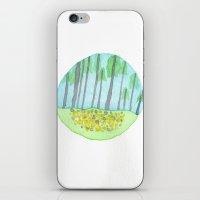 michigan iPhone & iPod Skins featuring Michigan  by karleegerrand
