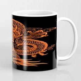 Epic Dragon Orange Coffee Mug