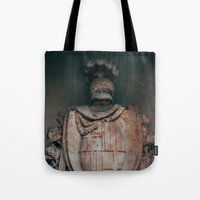 shield Tote Bags featuring Shield by HMS James