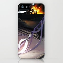 Heavy Metal Sailor Moon Act 2 Cover iPhone Case