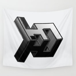 Projectile Wall Tapestry