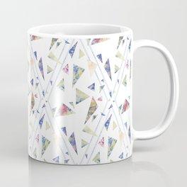 I wanted flowers but you gave me triangles Coffee Mug