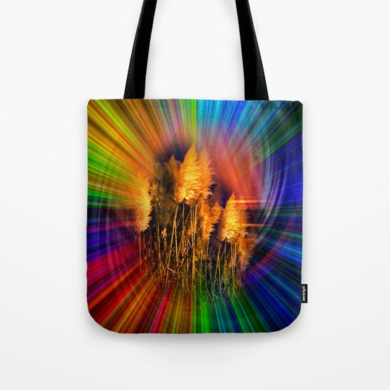 autumn impression tote bag by walter zettl society6. Black Bedroom Furniture Sets. Home Design Ideas